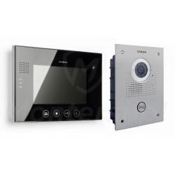 Zestaw wideodomofonu M670B + S551