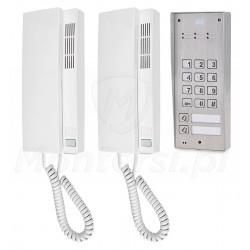 Zestaw domofonu cyfrowego FAM-P-2NPZS NT+INS-UP720B