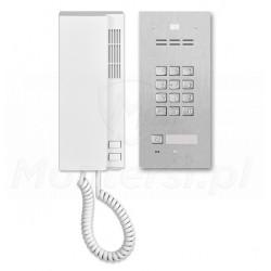 Zestaw domofonu cyfrowego FAM-P-1NPZS + INS-UP720M