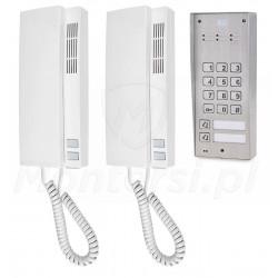 Zestaw domofonu cyfrowego FAM-P-2NPZS NT + INS-UP720M