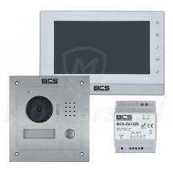Zestaw wideodomofonu IP BCS-VDIP5