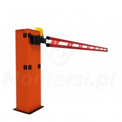 Zestaw szlabanu G4000 z lampą sygnalizacyjną