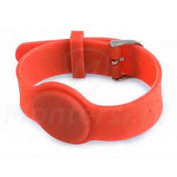 WH007 - Czerwony zegarek basenowy