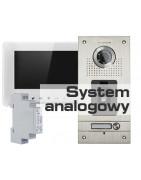 System analogowy VIDOS