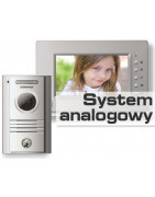 System analogowy COMMAX