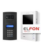 Wideodomofony ELFON Optima