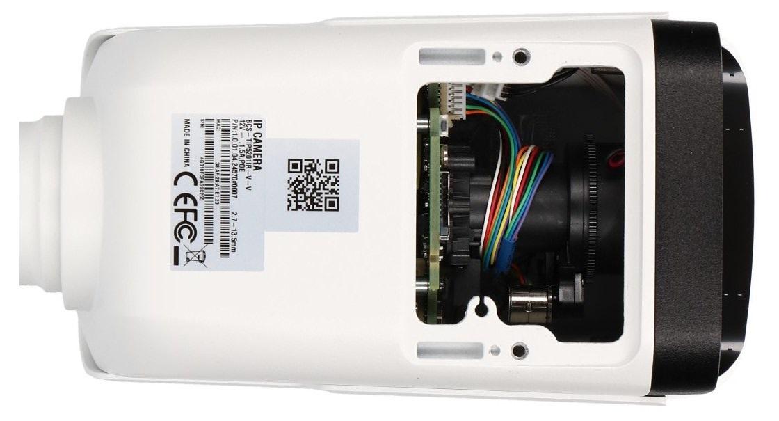 Obiektyw MOTOZOOM kamery BCS-TIP5501IR-V-VI
