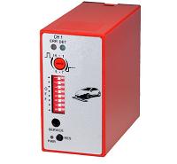 Detektor pelti indukcyjnej