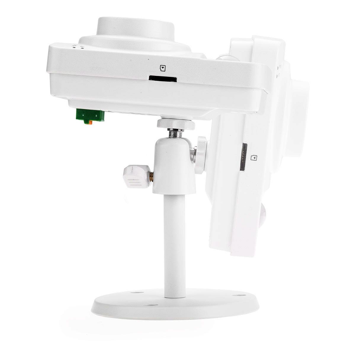 Dowolna regulacja położenia kamery BCS-HIP1130M