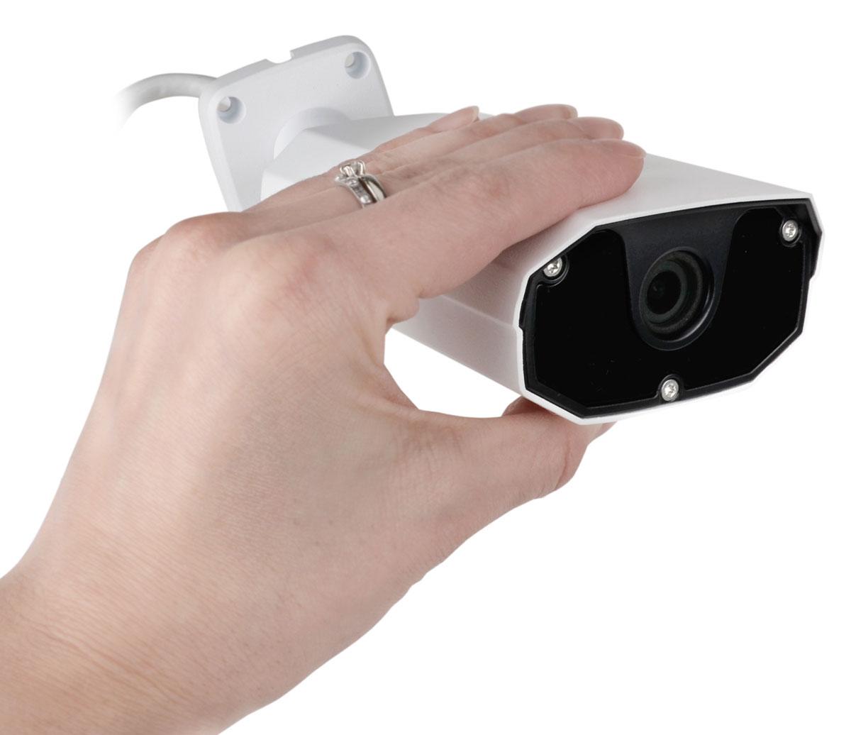 Niewielkie wymiary kamery BCS-P421R3WA