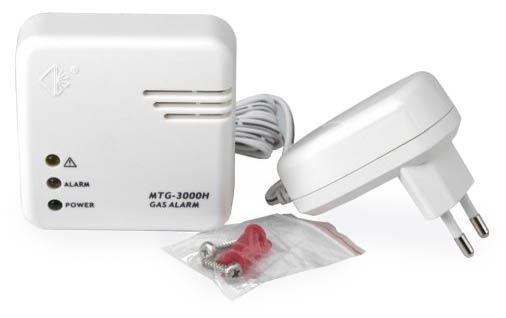 Czyjnik gazu ziemnego MTG-3000H