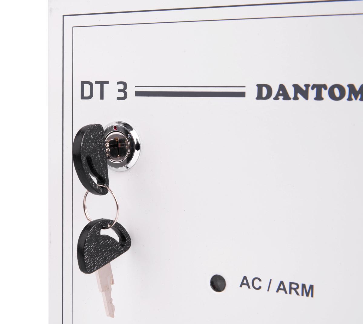 Kluczyk do sterowania centrali DT3K