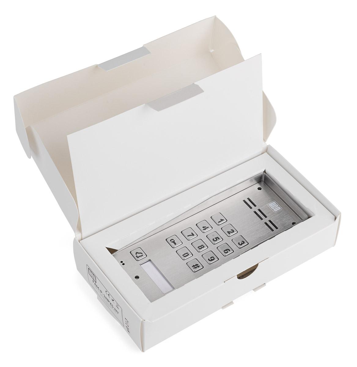 Opakowanie panelu domofonowego FAM-P-1NPZS-NT