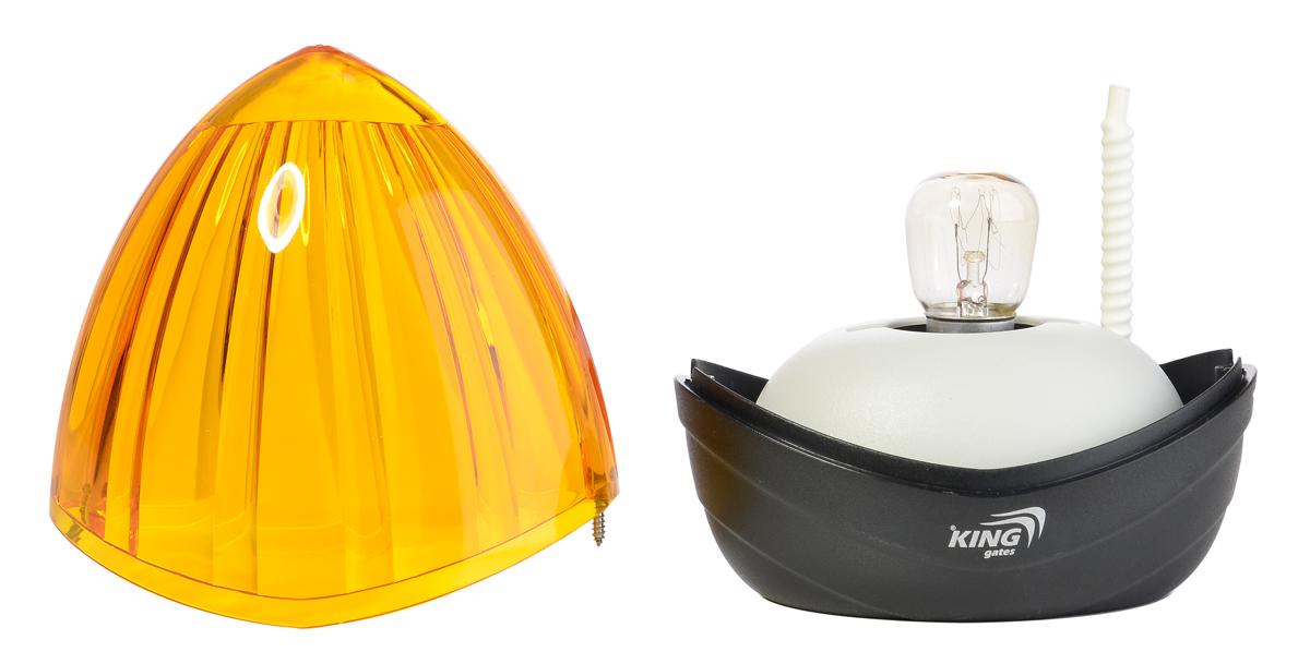 Wnętrze lampy Idea 230 Plus