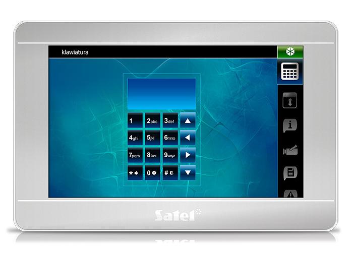INT-TSI - Wbudowana programowa klawiatura