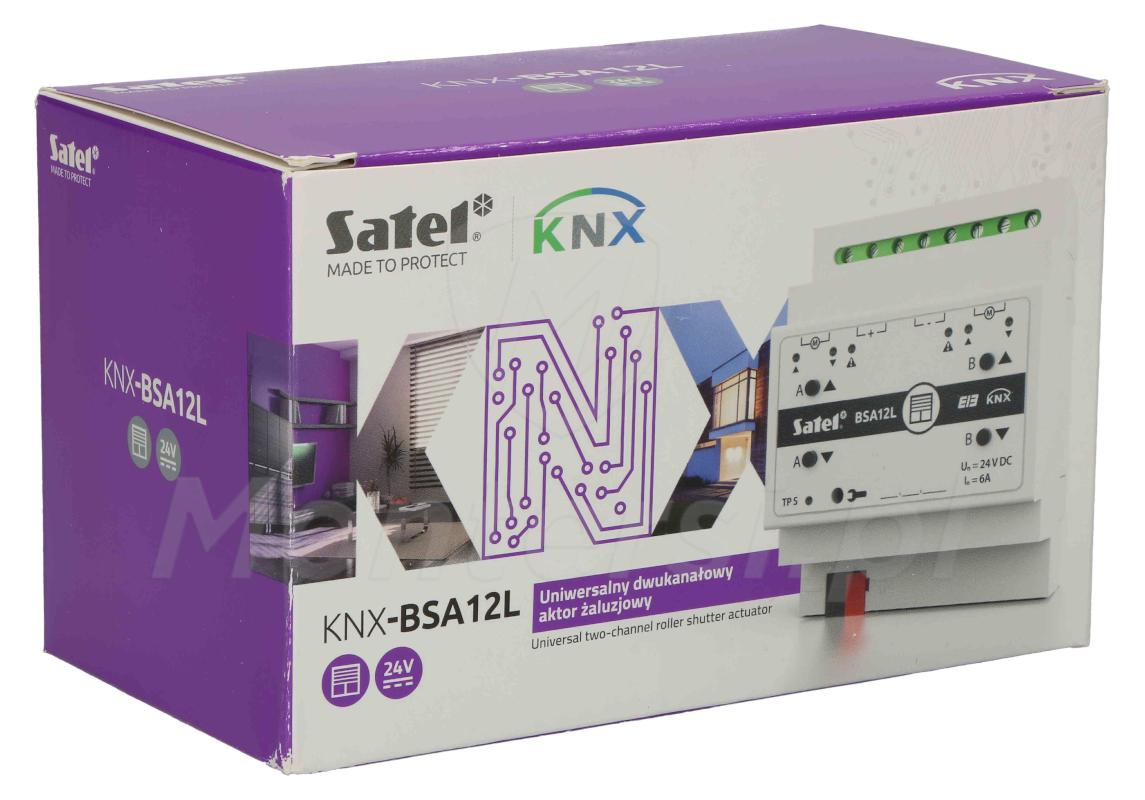Pudełko modułu KNX-BSA12L