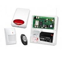 bezprzewodowy zestaw systemu alarmowego