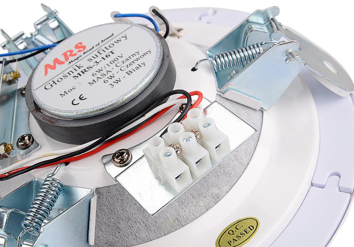 Zaciski głośnika MRS-3-16T