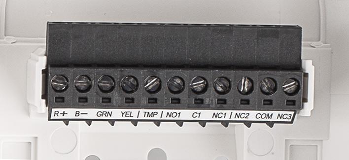 Zaciski czujki ruchu NVX80-EQ04