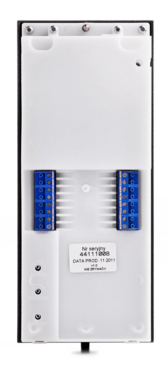 Zaciski panelu bramowego OP-SL255R-G