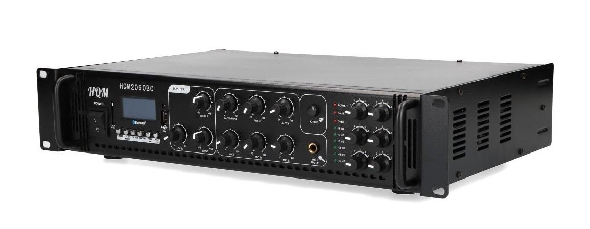 Wzmacniacz akustyczny PA HQM2060BC