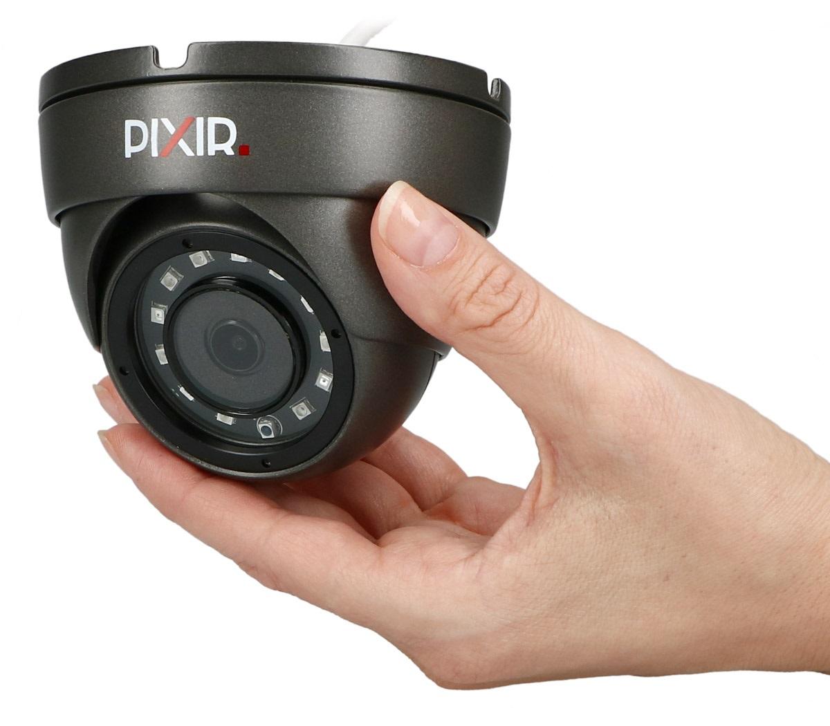 Kamera kopułkowa IP PIX-IP2FDMIRS