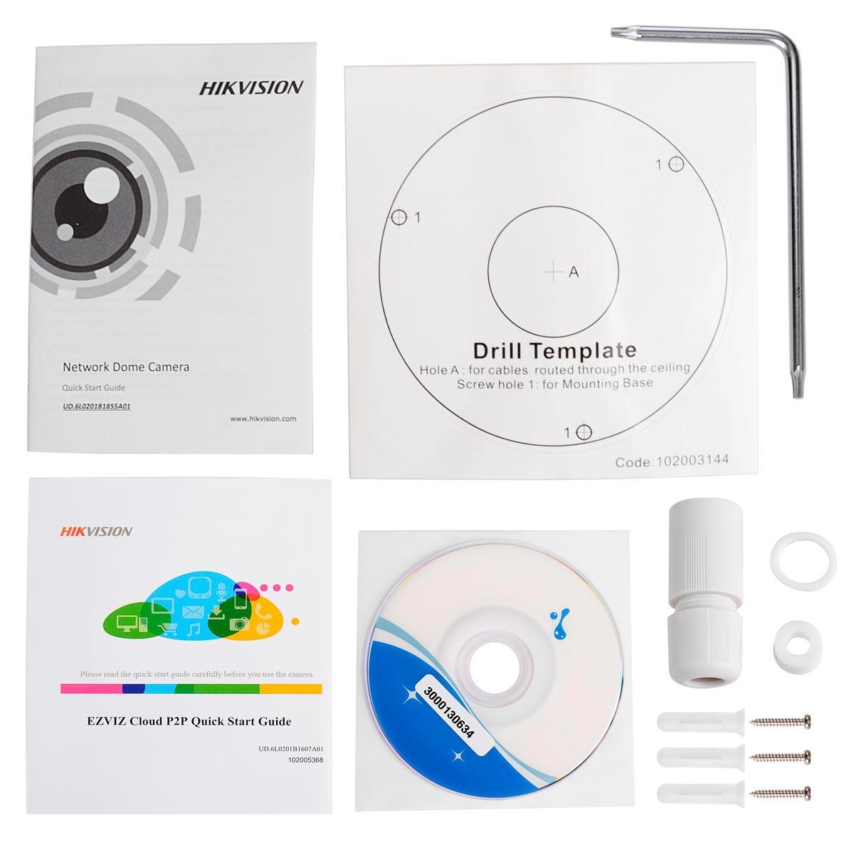Akcesoria kamery DS-2CD2142FWD-I