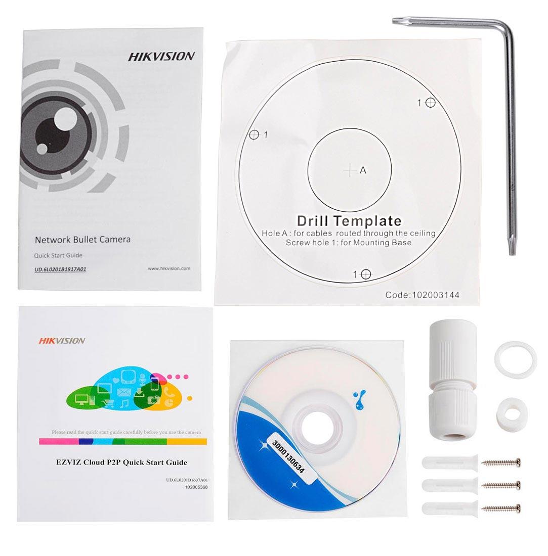 Akcesoria kamery DS-CD2142FWD-I