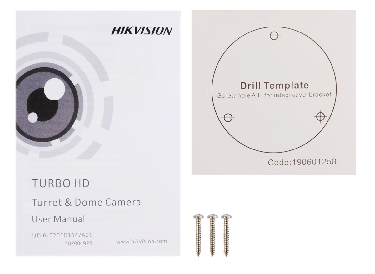 Akcesoria kamery DS-2CE56C2T-IT3