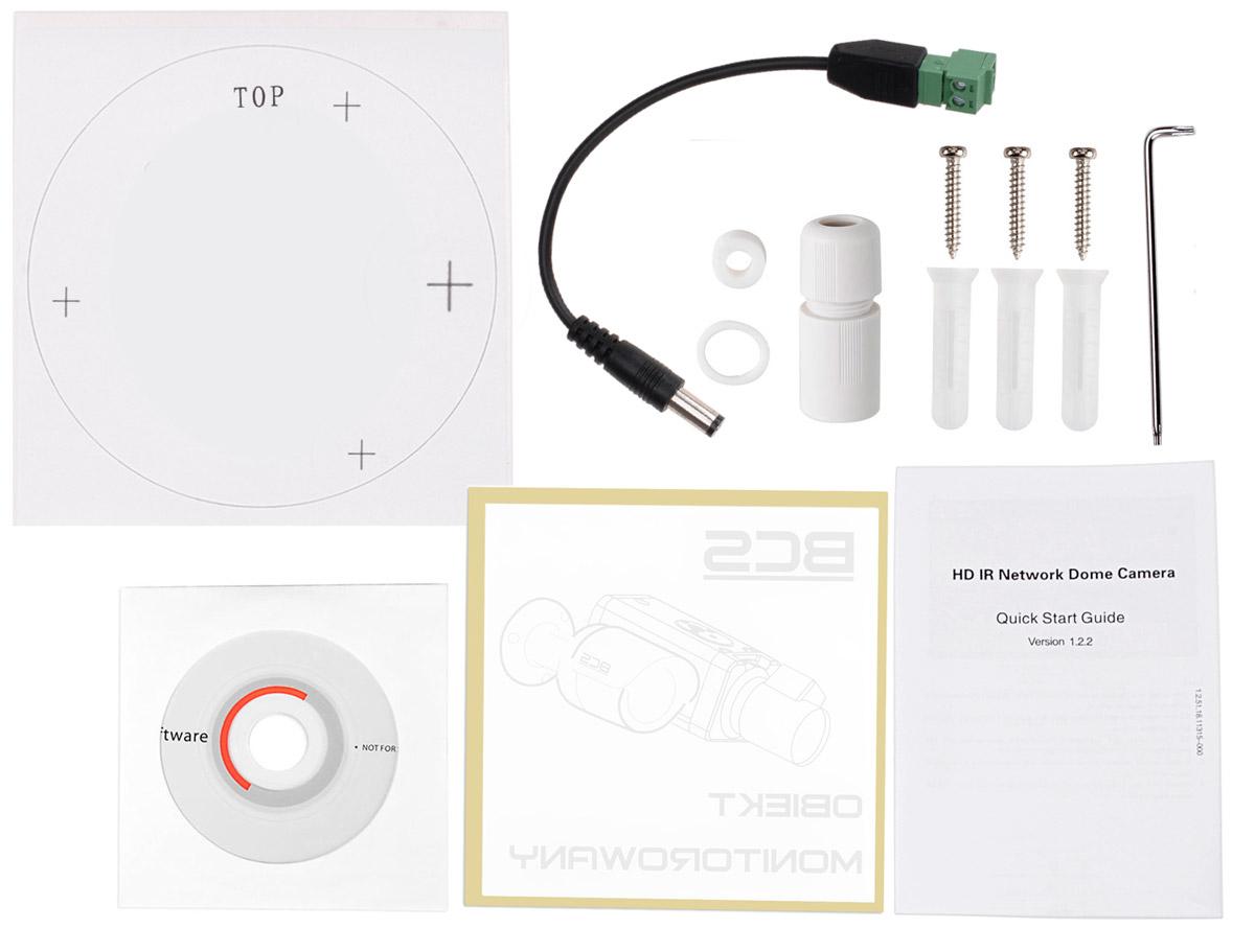 Akcesoria kamery BCS-DMIP5201AIR-II