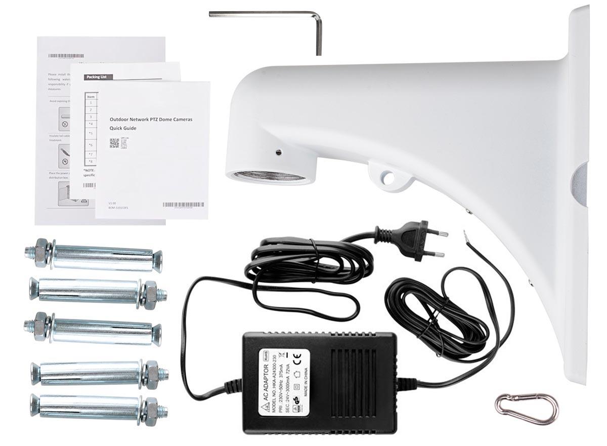 Akcesoria kamery BCS-P-5634RSA