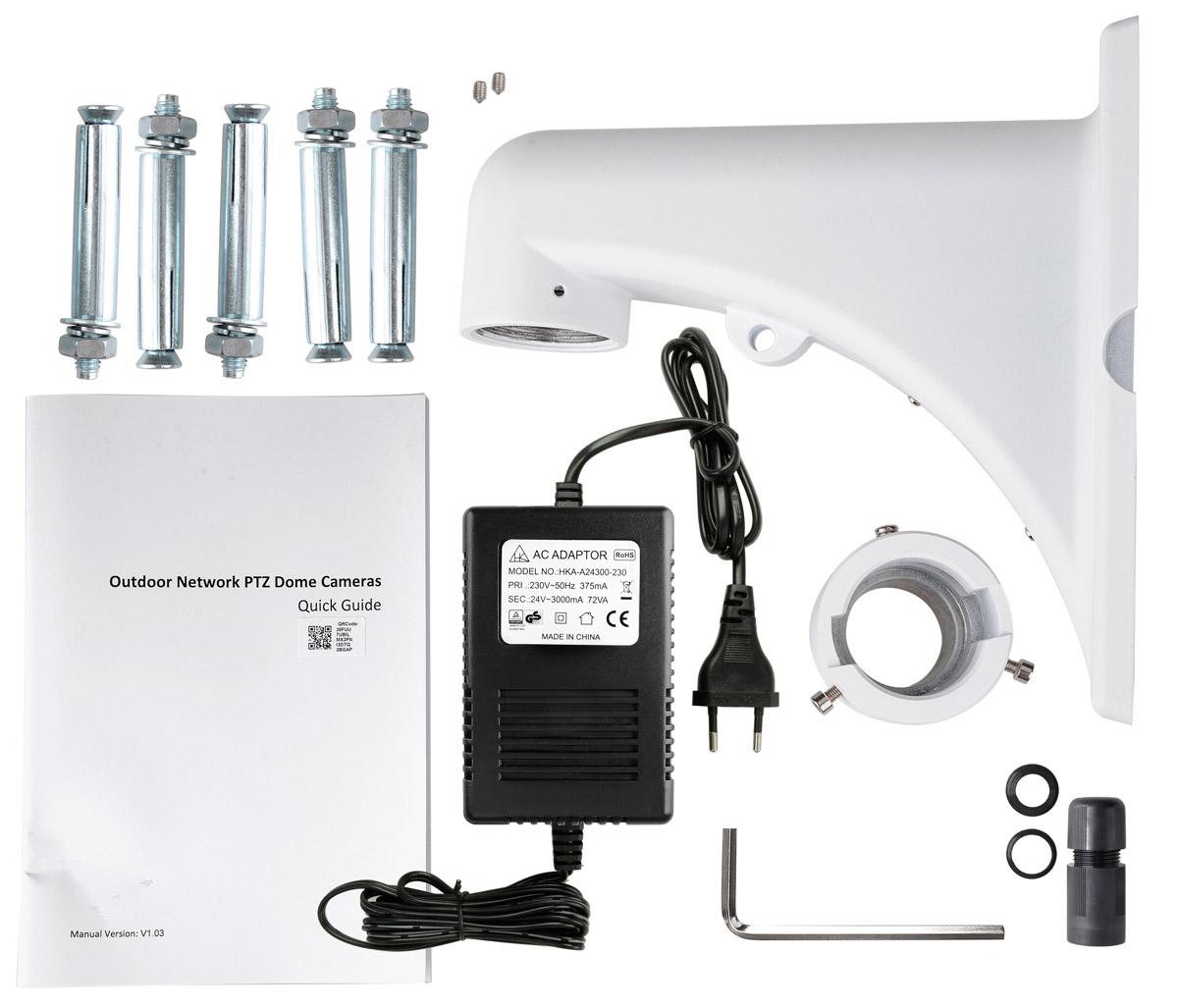 Akcesoria kamery BCS-P5623RSAP