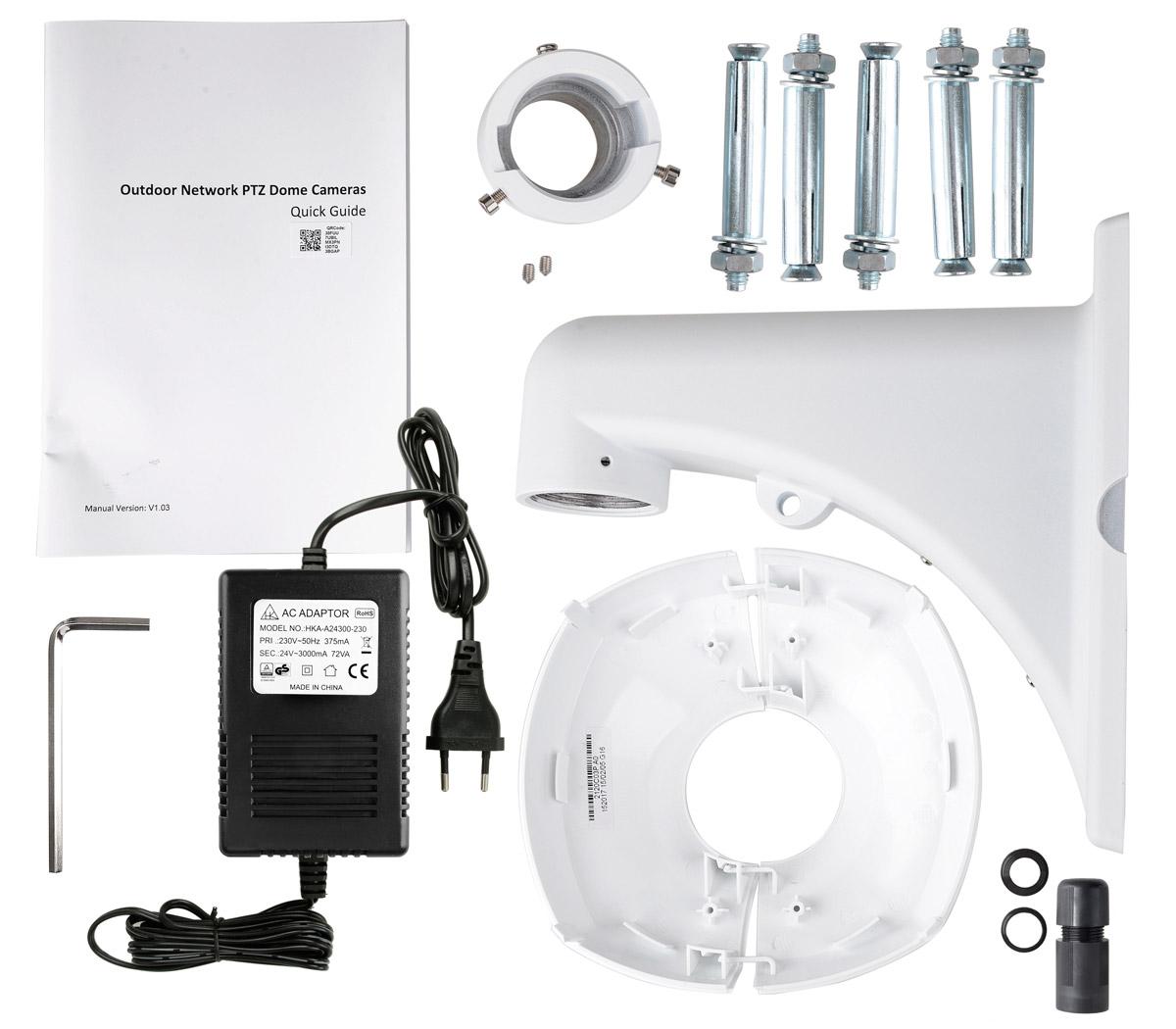 Akcesoria kamery BCS-P5623SA