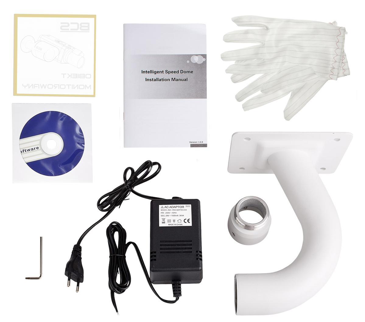 Akcesoria kamery BCS-SDIP4230A-II