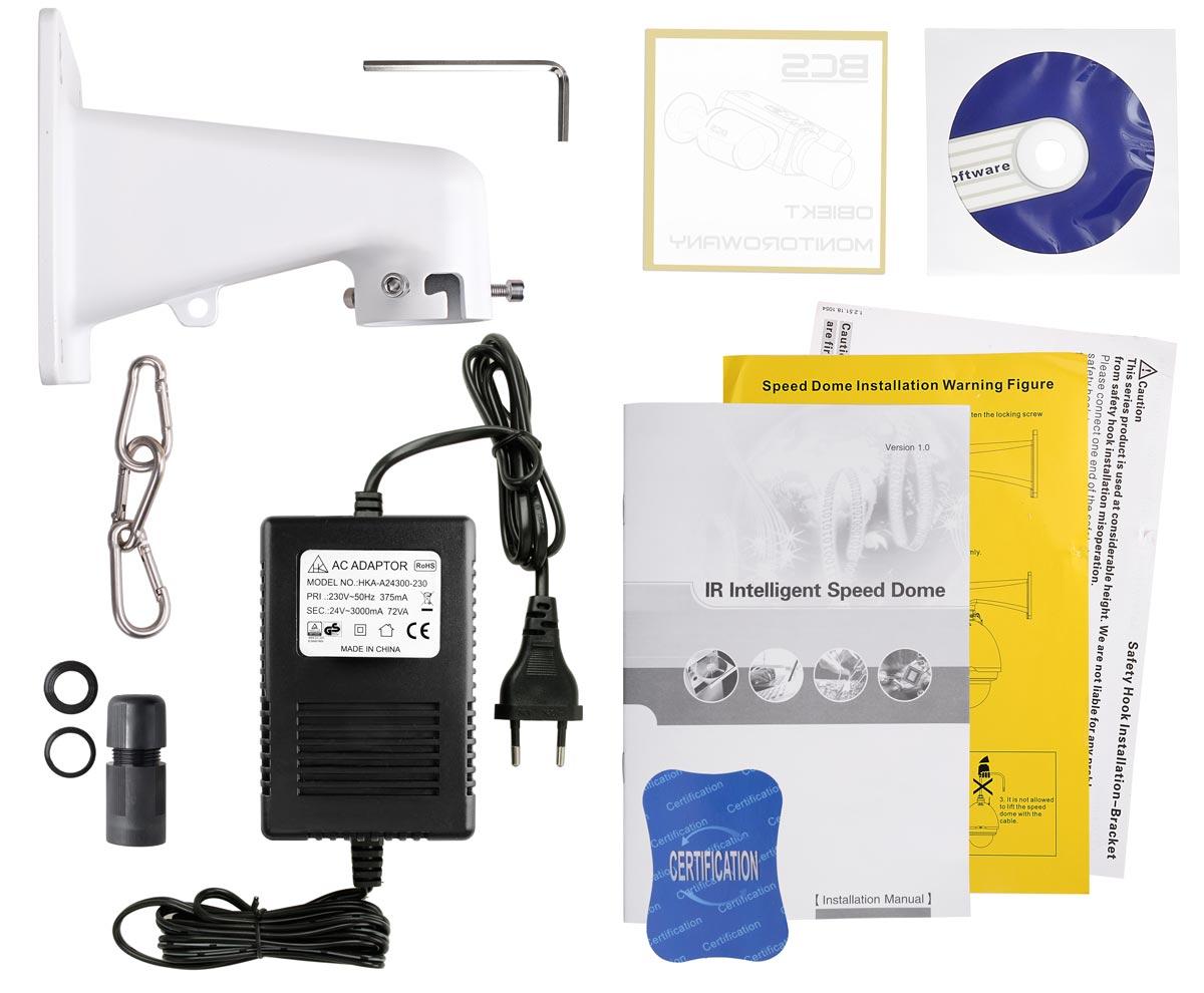 Akcesoria kamery BCS-SDIP5220-II