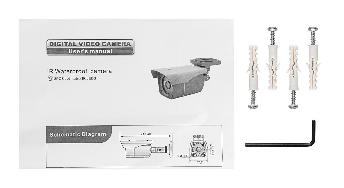 Akcesoria kamery BCS-THC3130IR3-B