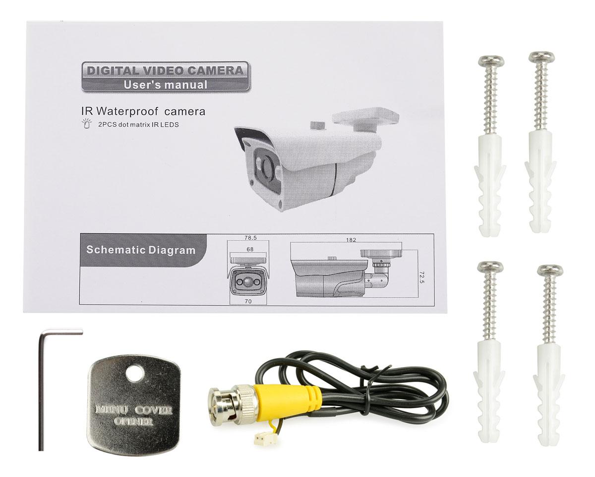 Akcesoria kamery BCS-THC4200IR3-B