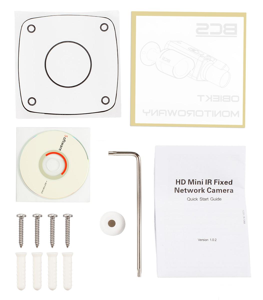 Akcesoria kamery BCS-TIP8201AIR-II