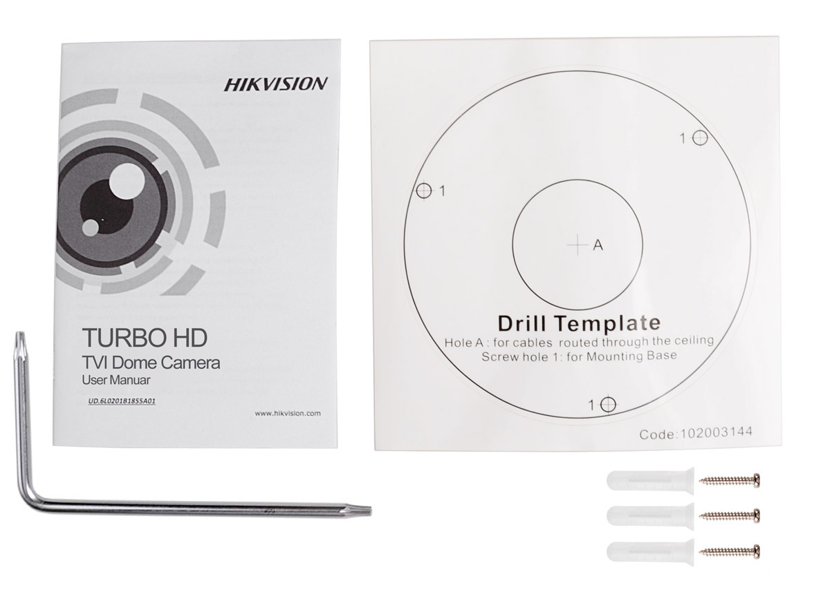 Akcesoria kamery DS-2CE56D1T-VPIR