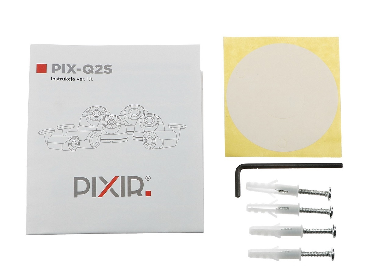 Akcesoria kamery PIX-Q2SVBIRS