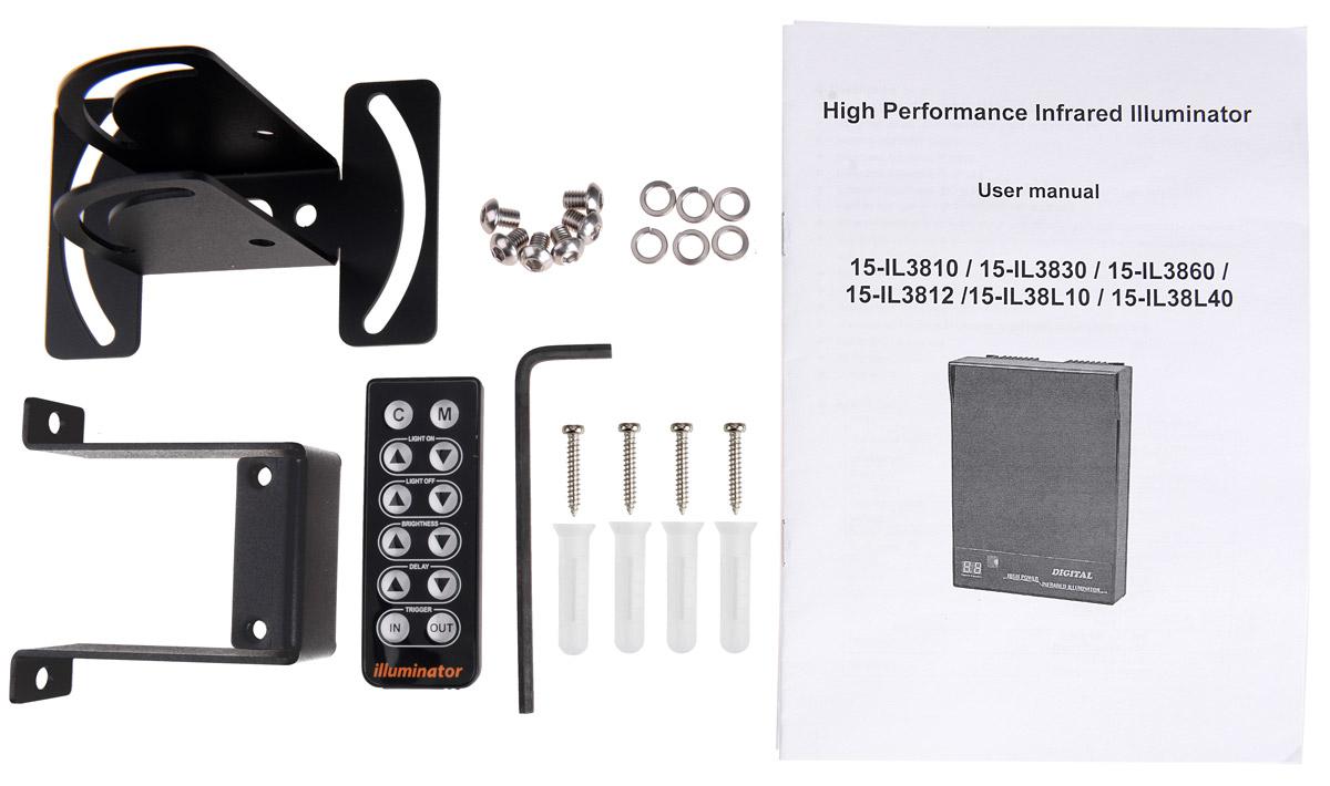 Akcesoria oświetlacza 15-IL3812