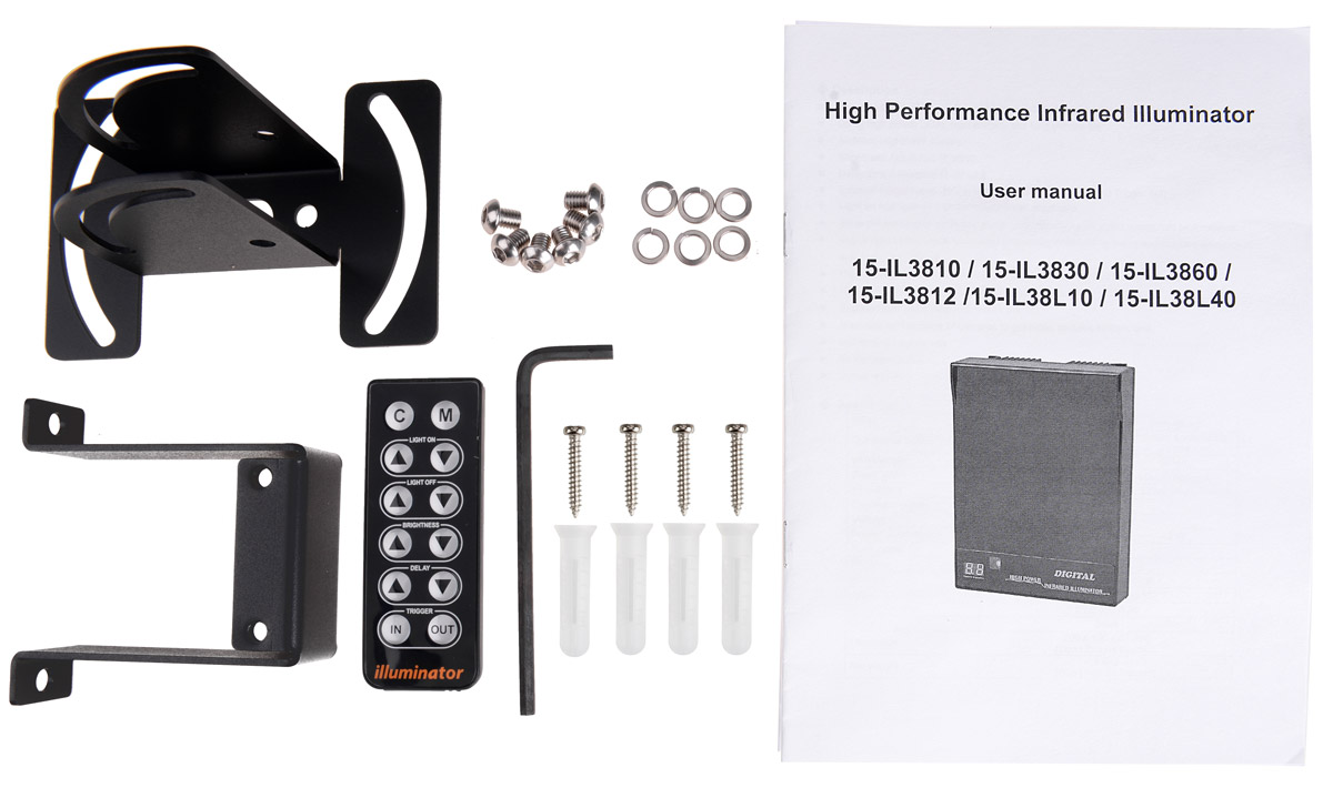Akcesoria oświetlacza 15-IL3830