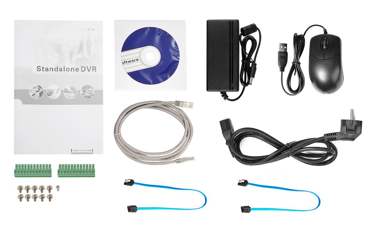Akcesoria rejestratora DHI-HCVR4216A-S2