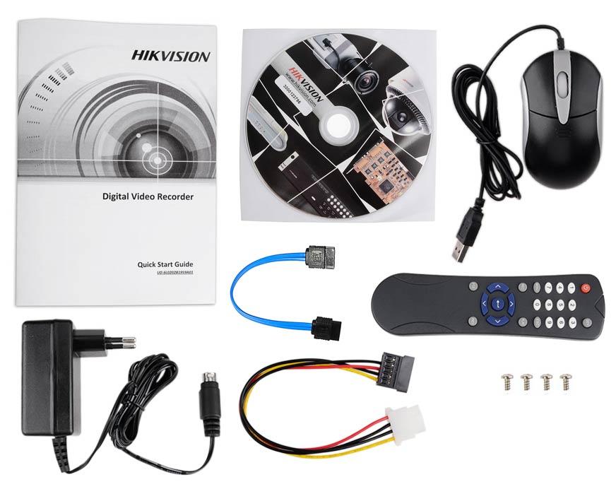Akcesoria rejestratora DS-7204HGHI-SH/A