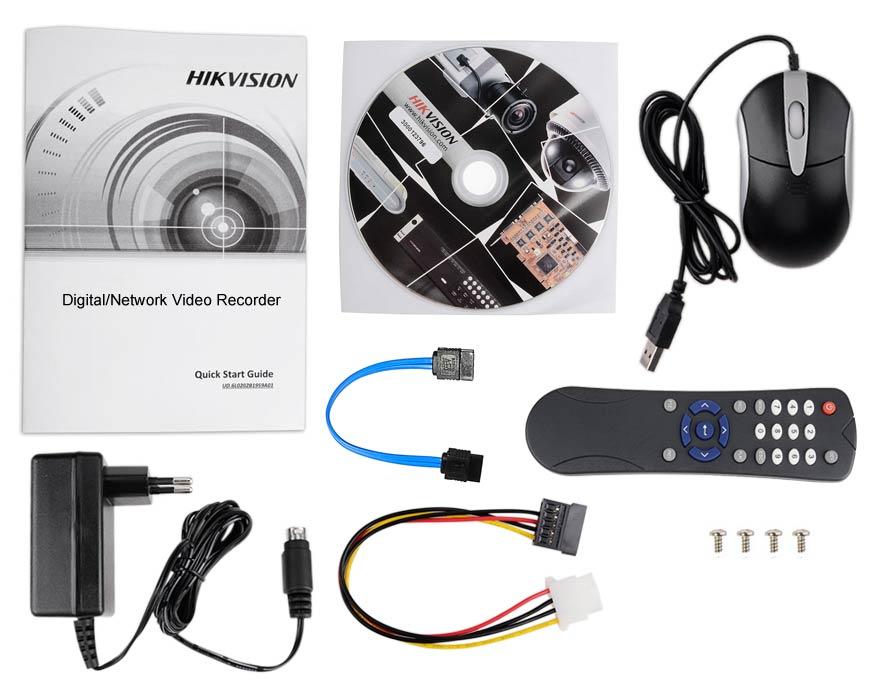 Akcesoria rejestratora DS-7204HQHI-F1/N/A
