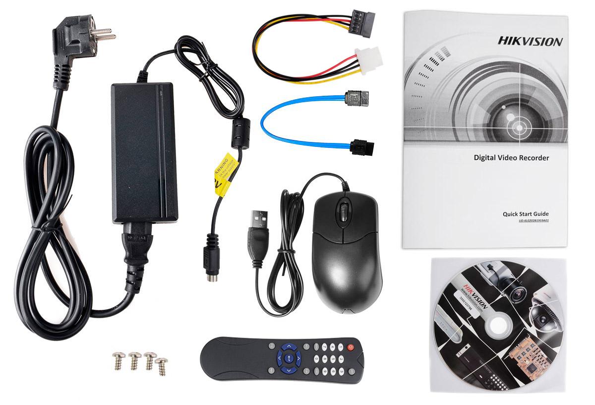 Akcesoria rejestratora DS-7208HGHI-SH/A