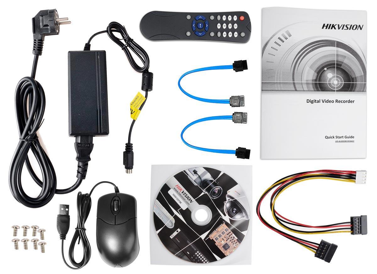 Akcesoria rejestratora DS-7208HQHI-SH/A