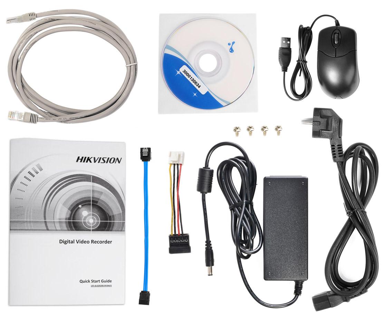 Akcesoria rejestratora DS-7604NI-E1/4P/A