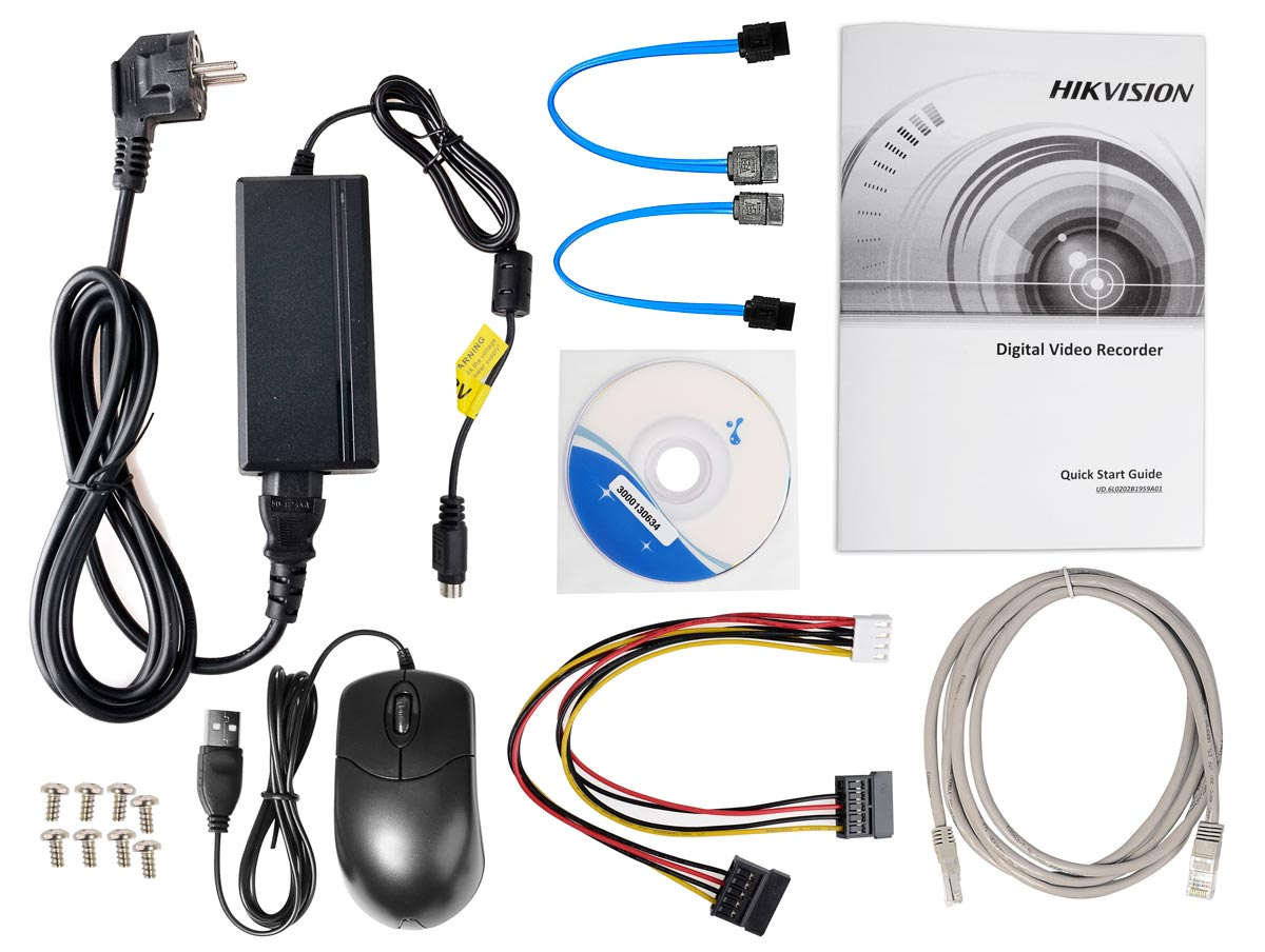 Akcesoria rejestratora DS-7608NI-E2/A