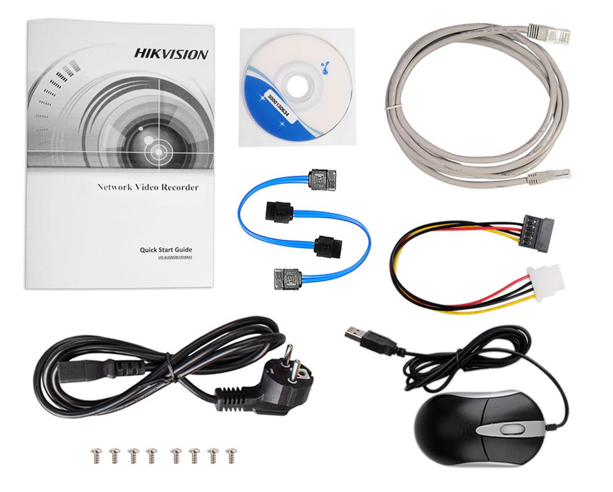 Akcesoria rejestratora DS-7608NI-E2/8P/A